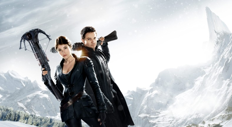 Redband trailer for action-adventure film Hansel and Gretel Witch Hunters