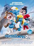 Les-Schtroumpfs-2-Affiche-France